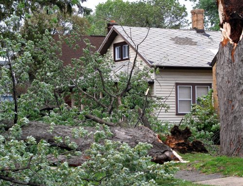 Storm Damages and Friable Asbestos – The Dangers