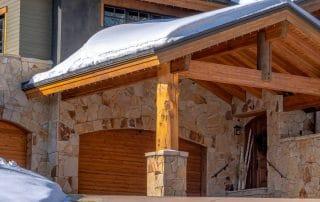 Exterior of Mountain Home